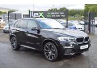 2013 63 BMW X5 3.0 XDRIVE30D M SPORT 5D AUTO 255 BHP 7 SEATER DIESEL