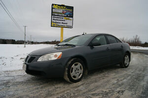 2008 Pontiac G6 LOADED AUTO Sedan