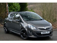 Vauxhall/Opel Corsa 1.2i 16v ( 85ps ) Limited Edition ( a/c ) 2014MY Grey