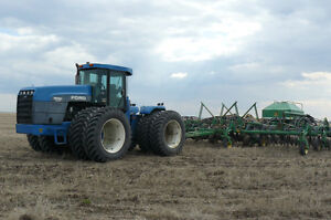 Ford 9680 4wd tractor
