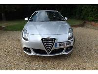2011 Alfa Romeo Giulietta 2.0 JTDm-2 Veloce 170 BHP DIESEL FASH CHEAP TAX 68 MPG