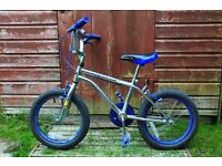 BMX Mountain Boys Bike 16'' Wheels in Good Condition