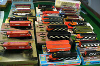 model trains ho