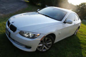 2011 BMW 3-Series Coupe xDrive