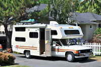 Price reduced-85 Toyota Ranger camper from California