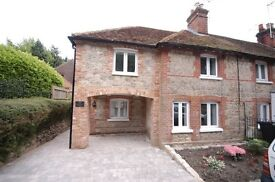 Victorian Cottage Fully Refurbished and Extended. Boughton Monchelsea. Offers in excess of £385,000