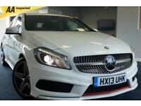 2013 MERCEDES A-CLASS 2.0 A250 BLUEEFFICIENCY ENGINEERED BY AMG 5DR HATCHBACK AU