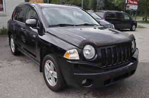 2009 Jeep Compass 4 Cyl. SUV, Only 132K, E-Certified, Finance OK