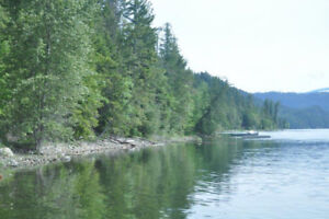Shuswap Lake RV Sites