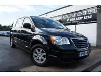 2008 CHRYSLER GRAND VOYAGER CRD LX 2.8 DIESEL AUTOMATIC 7 SEATS 5 DOOR MPV MPV D