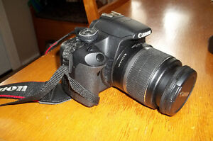Canon Rebel T1i in excellent condition!
