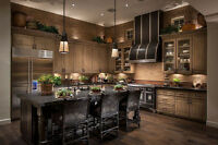 Custom Kitchens & Cabinetry + Install