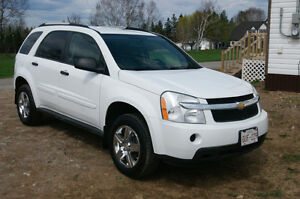 2008 Chevrolet Equinox AWD LOADED SUV, Crossover