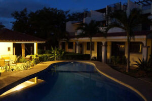 Ocean View condo in Playas del Coco Costa Rica