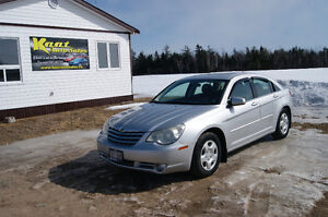 2009 Chrysler Sebring limited Sedan