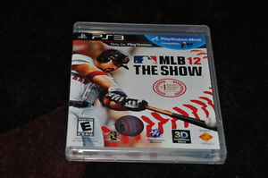 MLB 12 for PS3