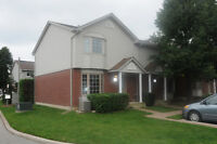 3 bedroom townhouse with finished basement