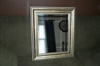 Mirror w/ hidden compartment