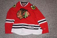 Chicago Blackhawks NHL 2015 Reebok Home Hockey Jersey & Hat