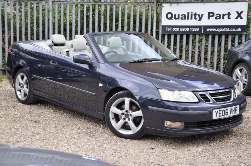 2006 Saab 9-3 1.9 TiD Vector 2dr