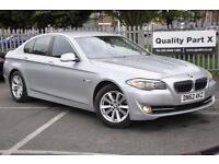 2013 BMW 5 Series 2.0 525d SE 4dr