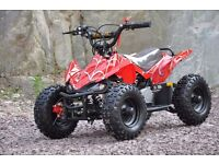 BRAND NEW ATV QUAD Bike 2016 Pit Mini Motor Bike Scrambler 49cc 50 cc PERFECT XMAS PRESENT 50cc