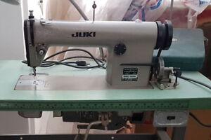 JUKI DDL-555 Industrial Sewing Machine