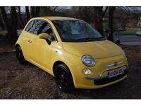 Fiat 500 1.2 Pop [factory upgrade] **Finance from £77.96 a month**