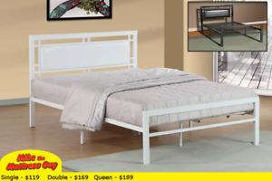 MIKES GOT THIS BED & MATTRESS JUST $179 - SEE OTHER STYLES HERE