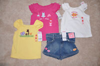4 pieces Gymboree 3T Girls Summer clothing New with Tags Ottawa Ottawa / Gatineau Area Preview