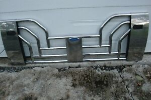 Stainless Steel Fifth Wheel Tail Gate