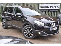 2013 Nissan Qashqai+2 1.6 dCi 360 4WD 5dr (start/stop)