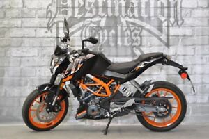 2016 KTM Duke 390 ABS - ONLY 2400 KM!!