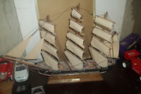 Dusted Ship.....And other collectibles