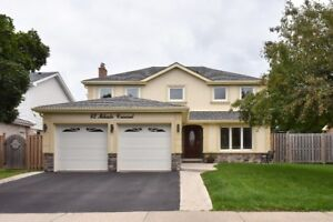 Upgraded Detached  4 Bedroom Home in Brampton