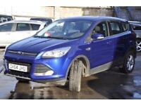 2014 Ford Kuga 2.0 TDCi Zetec Station Wagon Powershift (AWD) 5dr