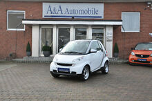 Smart FORTWO COUPE MHD VollAutomatik, Klima, Panorama
