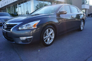 2013 Nissan Altima 2.5SL|Leather|Rear Cam|Heat seats|No accident