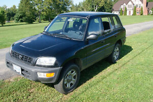 1998 Toyota RAV4 AWD AUTO LOADED SUV, Crossover