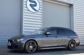 2014 14 BMW 3 SERIES 3.0 330D M SPORT TOURING 5D AUTO 255 BHP DIESEL