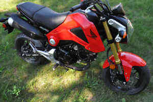 2014 Honda Grom Price Drop $2499