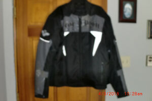 Icon Scorpion Motorcycle jacket