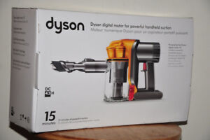 New in Sealed Box Dyson Cordless Rechargeable Handheld DC43H