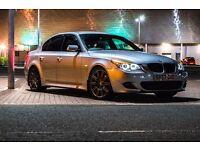 BMW 520d E60 M-Sport Lci (Not 530d Audi or Volkswagen)