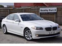 2012 BMW 5 Series 2.0 520d EfficientDynamics 4dr