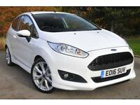Used Ford Fiesta Zetec S, 2016, 1499cc, 3 door