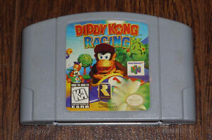 SUPER GAMEBOY ET DIDDY KONG RACING JEUX 64 Gatineau Ottawa / Gatineau Area image 2