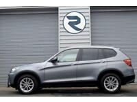 2014 14 BMW X3 2.0 XDRIVE20D SE 5D AUTO [BUSINESS MEDIA PACKAGE] DIESEL