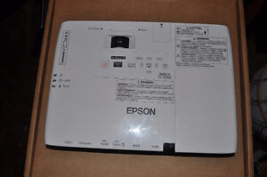 Epson 1775w Projector (open to offers this could be yours today)