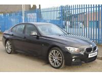BMW 3 SERIES 2.0 320D XDRIVE M SPORT 4D AUTO 181 BHP DIESEL